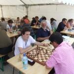 31 joueurs dans le tournoi principal.