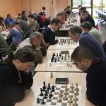 Le tournoi de Quimperlé a réuni 44 joueurs.