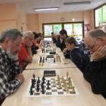 Corentin (second plan) contre Jean-Philippe Collin.