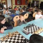 Augustin et Victor parés pour la première ronde.