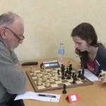 Encore une belle prestation pour Andréa, mais insuffisante contre Eugène Hocher.