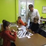 Le tournoi des Petits Poussins