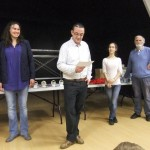 Philippe annonce les résultats des Petits-Poussins