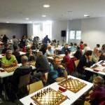 Le tournoi a eu lieu à la Maison des Associations.
