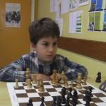 Antoine Besnard a survolé le tournoi Petits-Poussins.