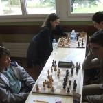 Léopold a réalisé un bon tournoi.