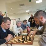 Beau tournoi pour Yann, qui perdra néanmoins contre les deux frères Bleuzen.