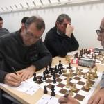 Joël a été dominé par Elyazid Aribi.