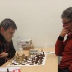 Laurent Annetti et Alain Pouliquen, deux piliers du championnat qui ont livré une belle bataille.