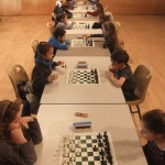 Belle sportivité dans le tournoi CP-CE.